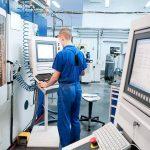 Acoustique industrielle - Atelier de fabrication