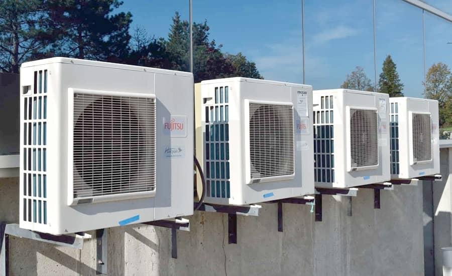 Acoustique industrielle - Moteur de climatisation