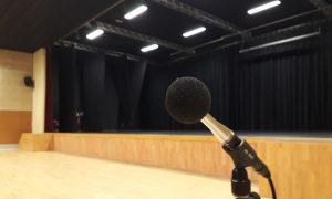 Mesure isolation salle de spectacle