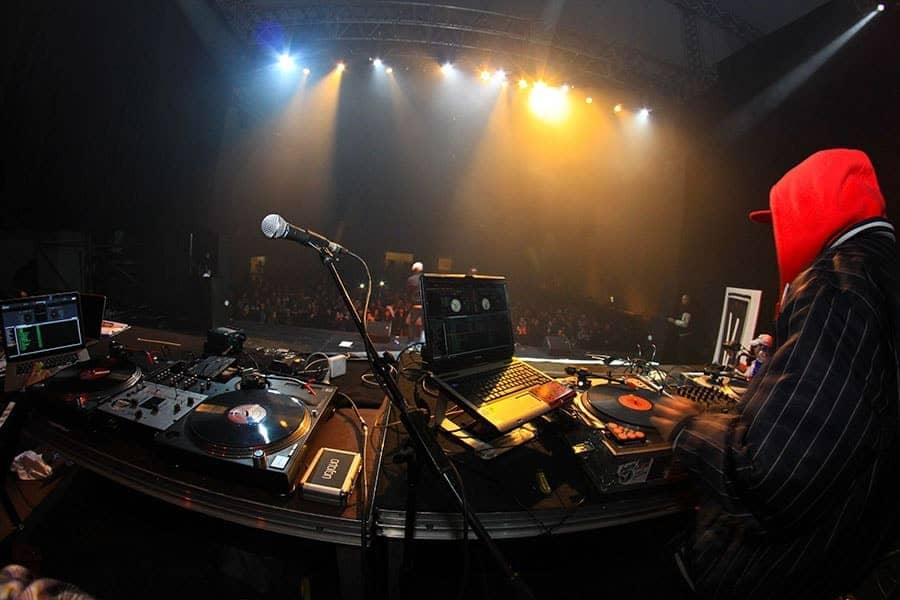 Acoustique des lieux musicaux - Club discothèque